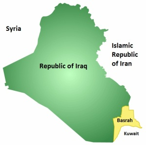 Basrah_Province_Map